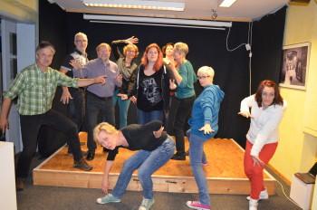 Abgelaufen13.4. Betreutes Impro – Improvisationstheater