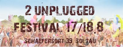 17/18.8  Unplugged Festival im Zirkuszelt