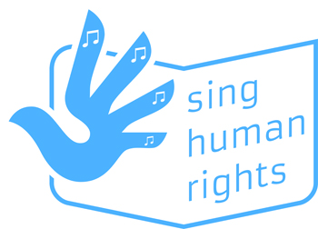 Abgelaufen8.12.  SING HUMAN RIGHTS